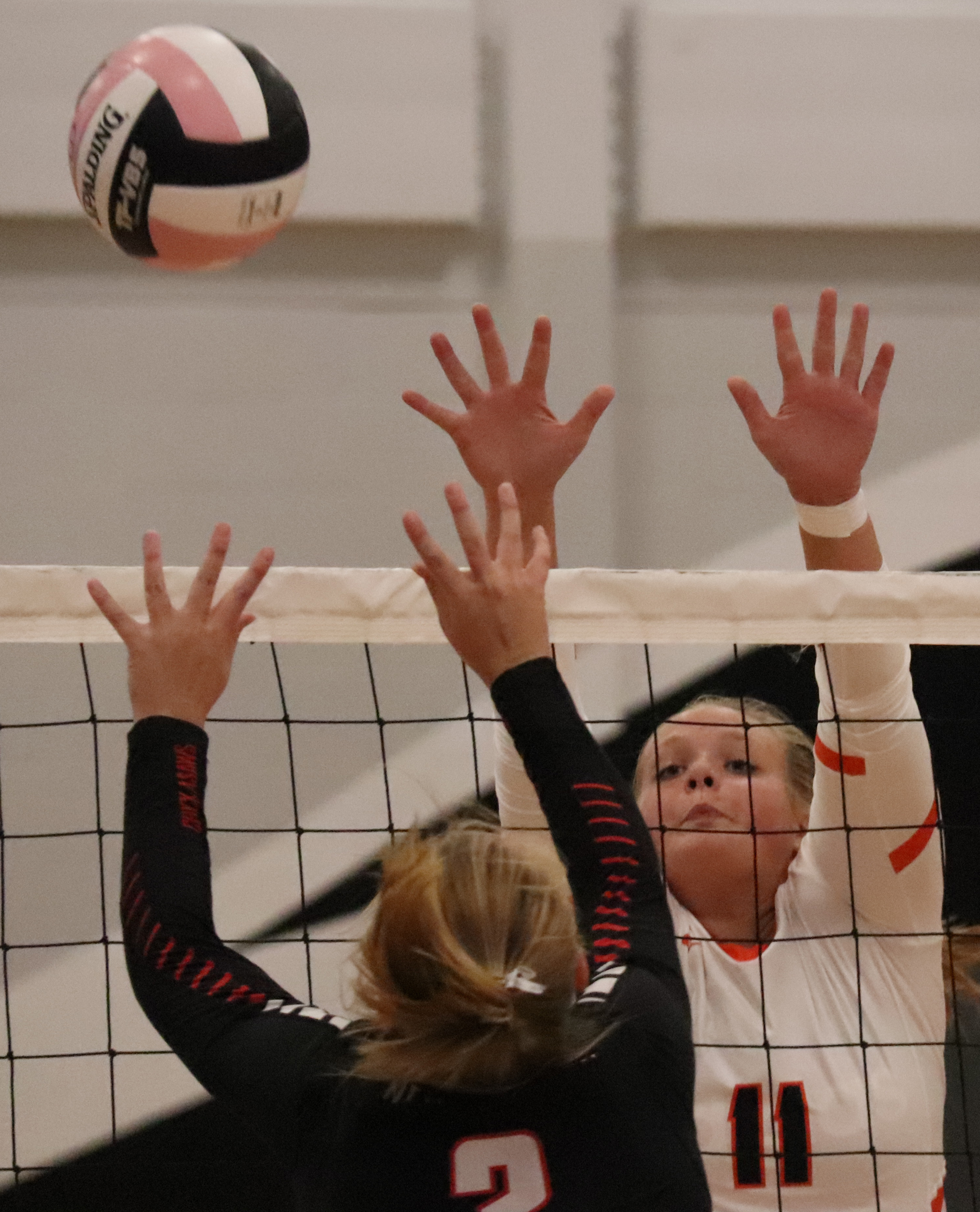 Chickasaws finish strong in 3-0 sweep of Comets