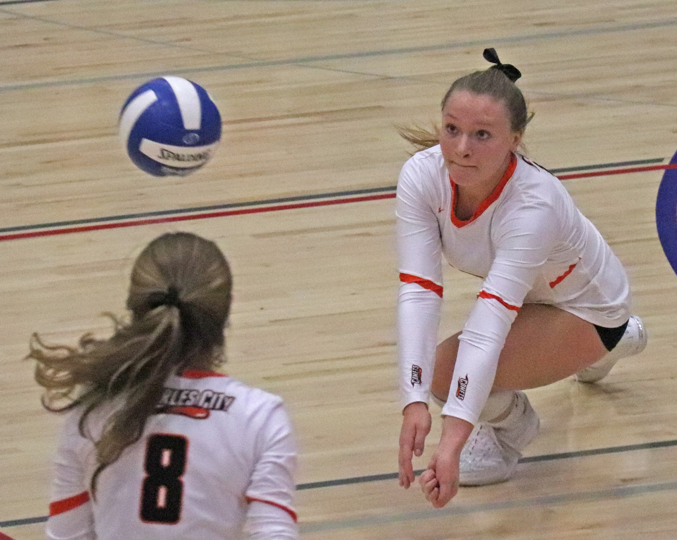 Comets clean up with second VB victory over Vikings