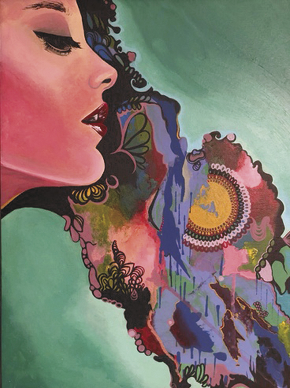 'Spiritual Group of Five' featured this month at CCAC