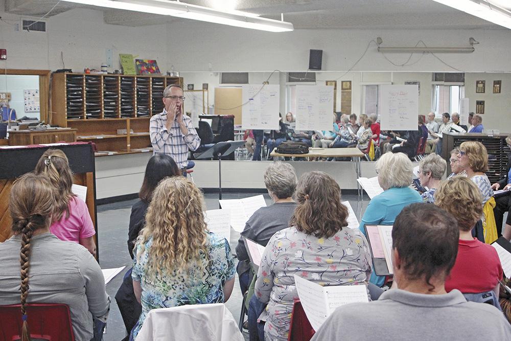 Charles City Singers start 2019-20 season