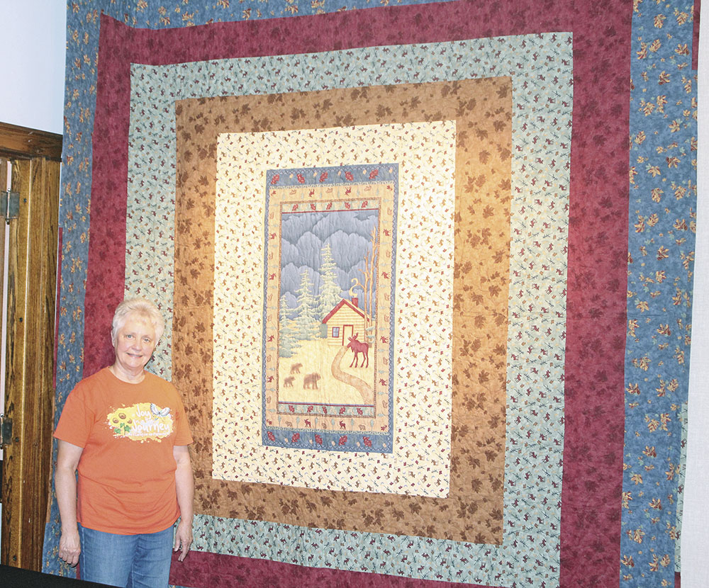 Quilts featured at CCAC in October