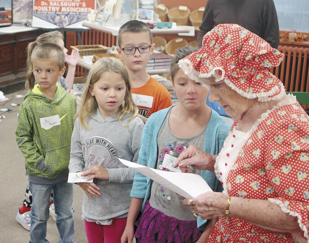 Halloween celebrated at children's day at the museum