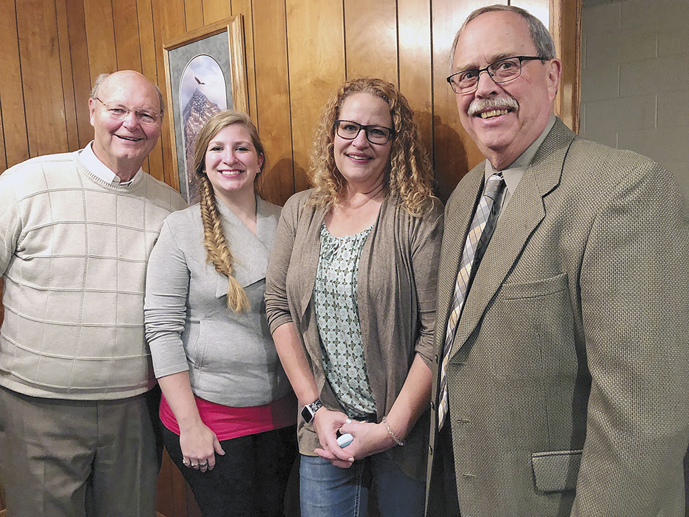 Charles City Lions Club observes 'Ladies Night'