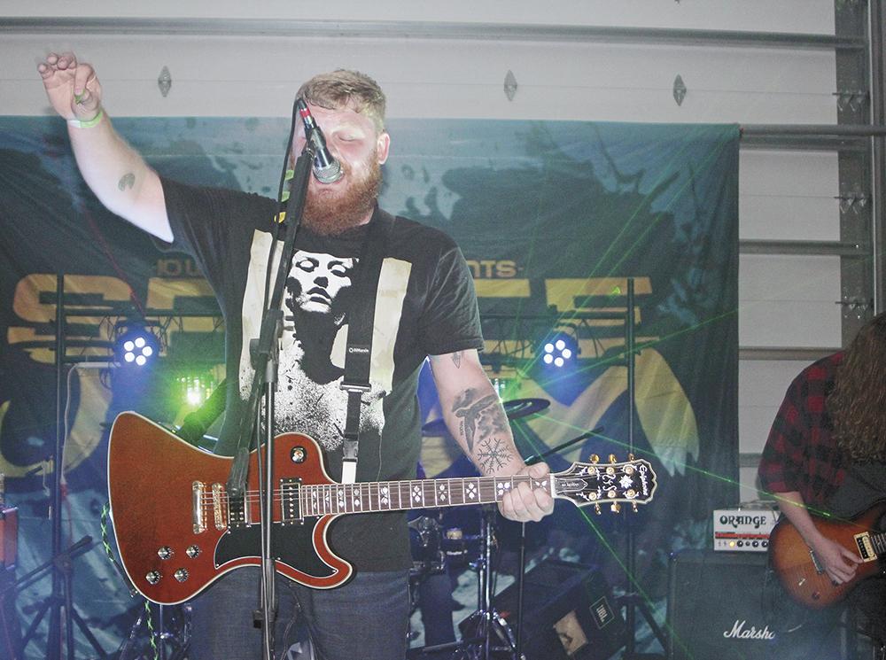 Space Jam metal festival moves inside
