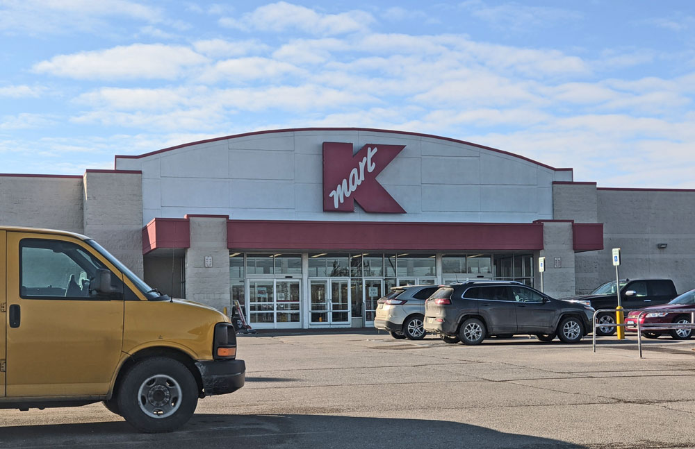 Charles City Kmart closing is official; to be shuttered by February