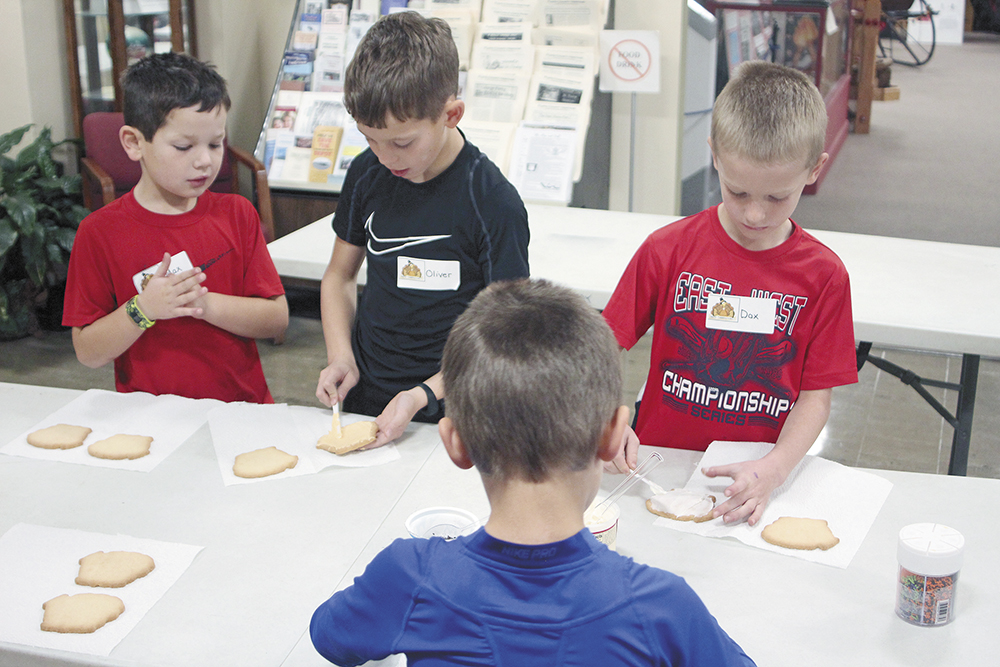 Early Thanksgiving Kids Day at museum