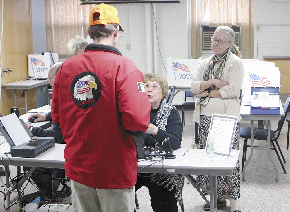 Complete results from Tuesday's election in Floyd County