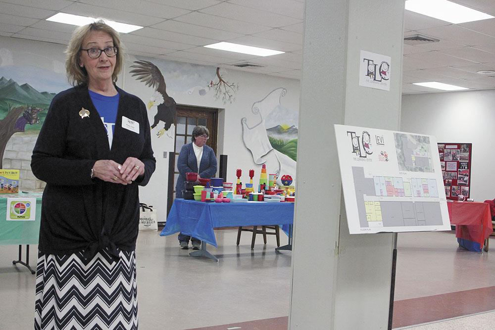 TLC seeks funding as it eyes move to North Grand