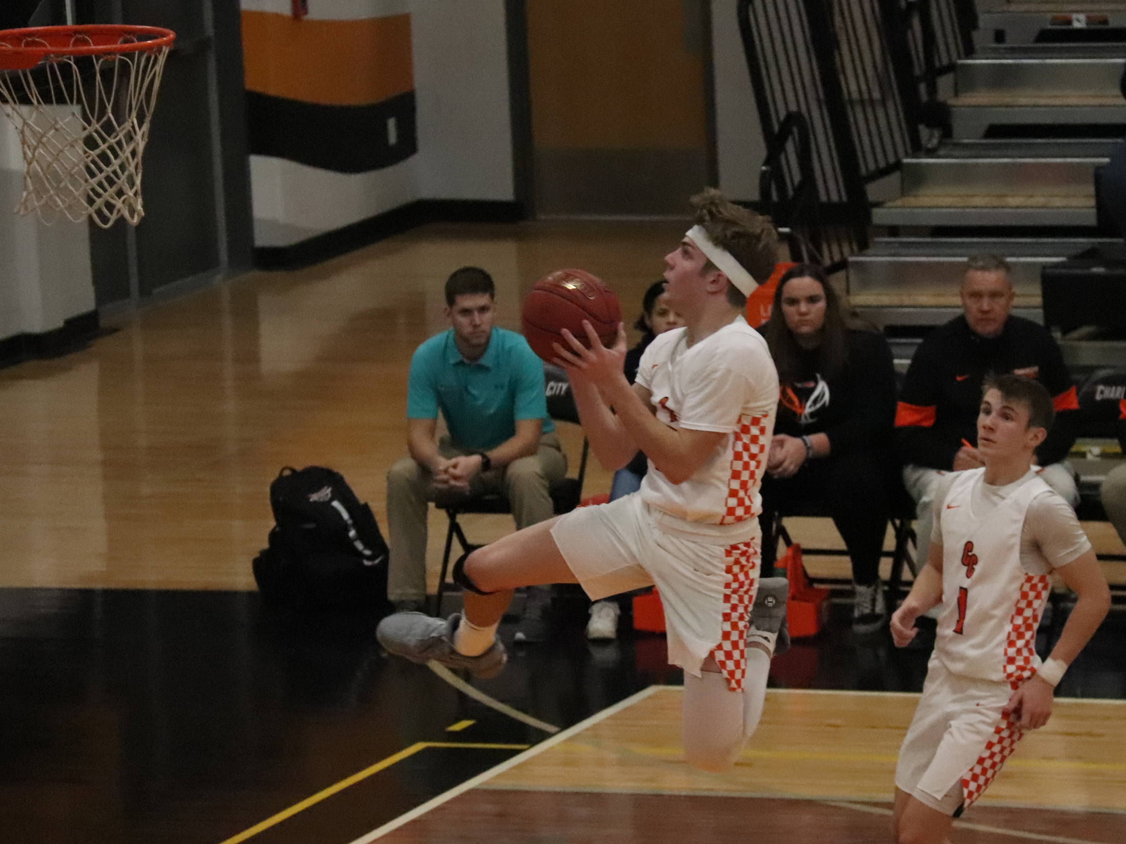 Comet boys fly by Cadets; CC girls get 2nd win in 'Battle at the Border'