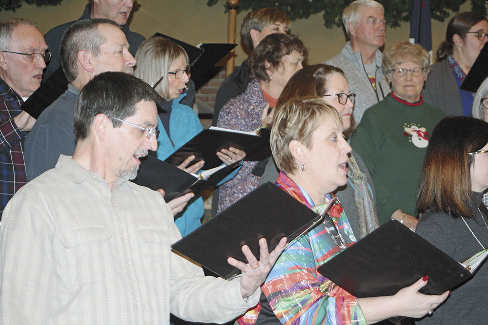 Charles City Singers, Chamber Orchestra prepare for concert Sunday