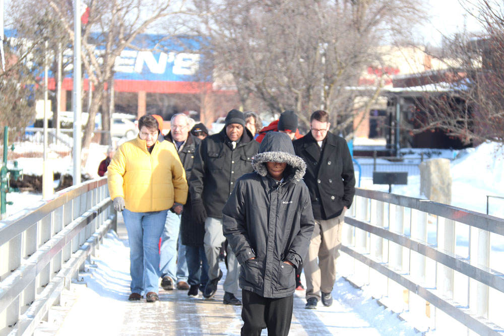 Martin Luther King Jr. remembered in Charles City