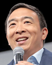 Candidate Yang plans visit to Charles City