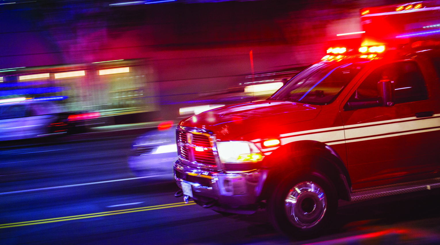 Commission looking for interested ambulance providers