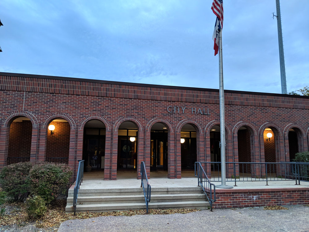 New watershed coordinator introduces himself to Charles City Council