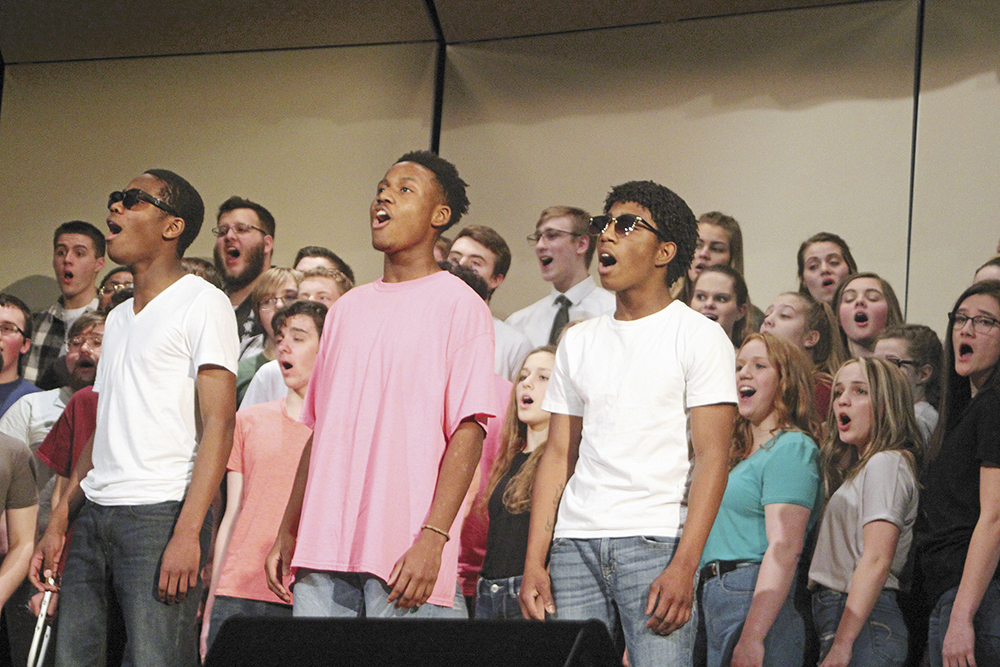 Music from the big screen comes to Charles City