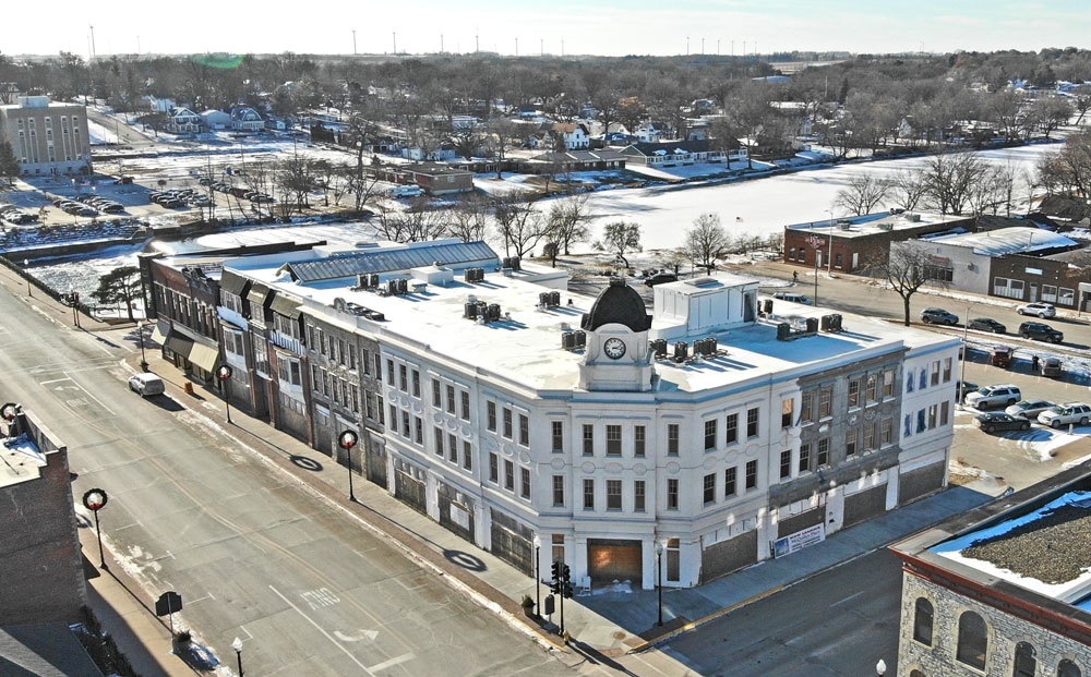 Bankruptcy trustee recommends McQuillen Place be sold to bank