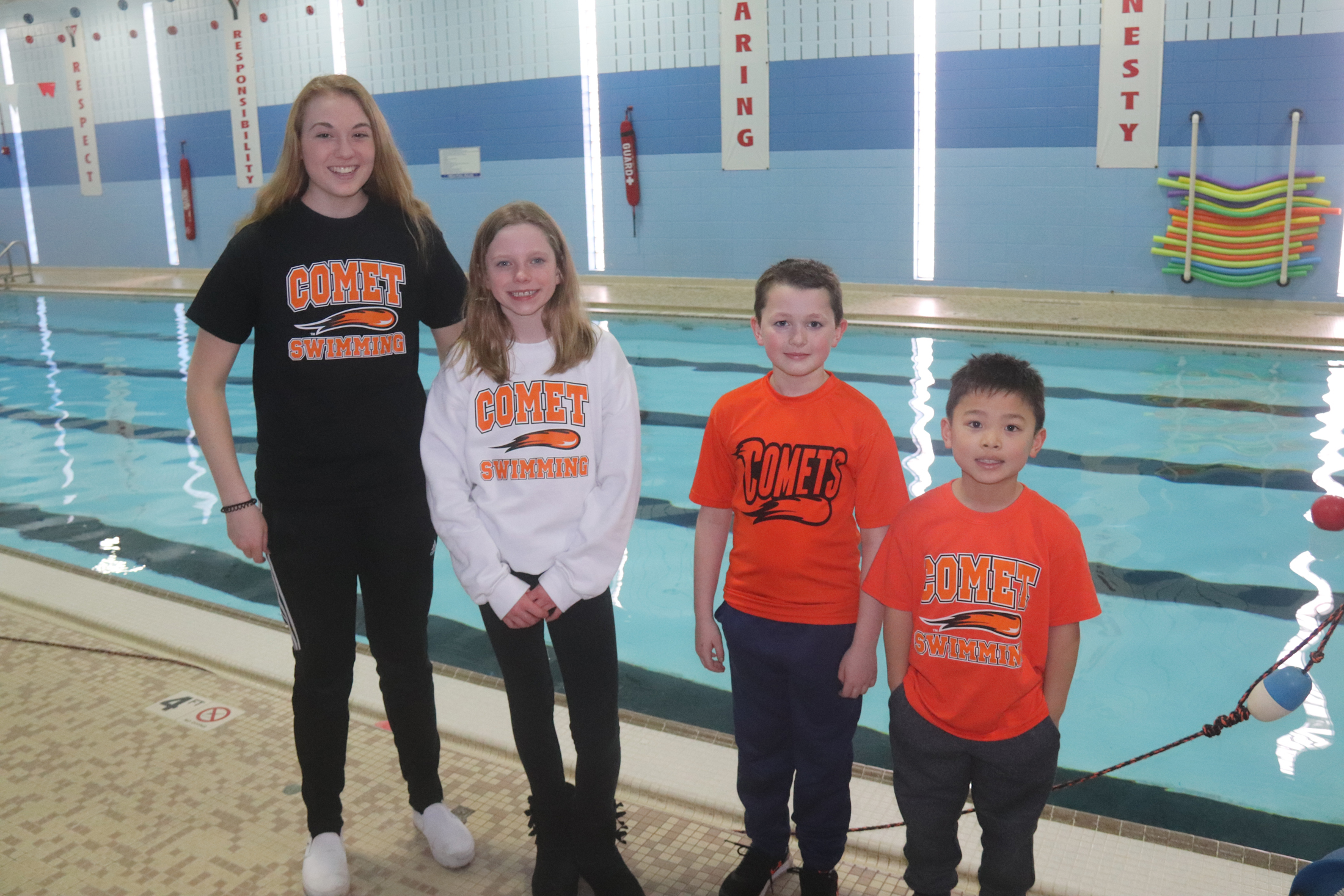 Outbreak sinks regional for qualified YMCA swimmers