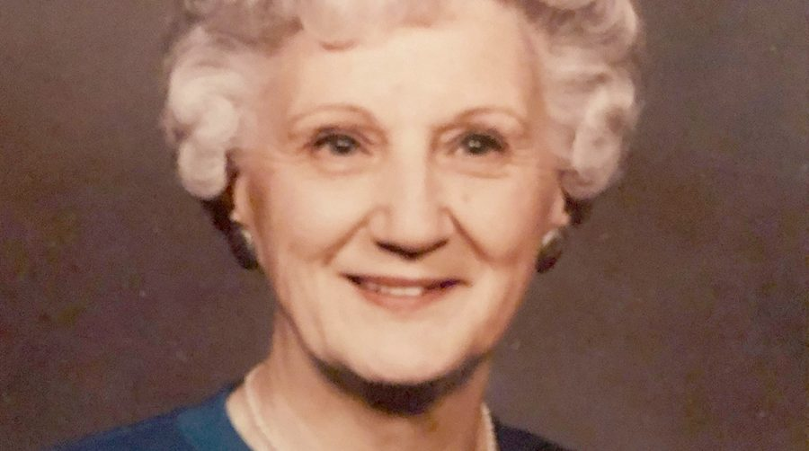 Shirley Evelyn Crooke