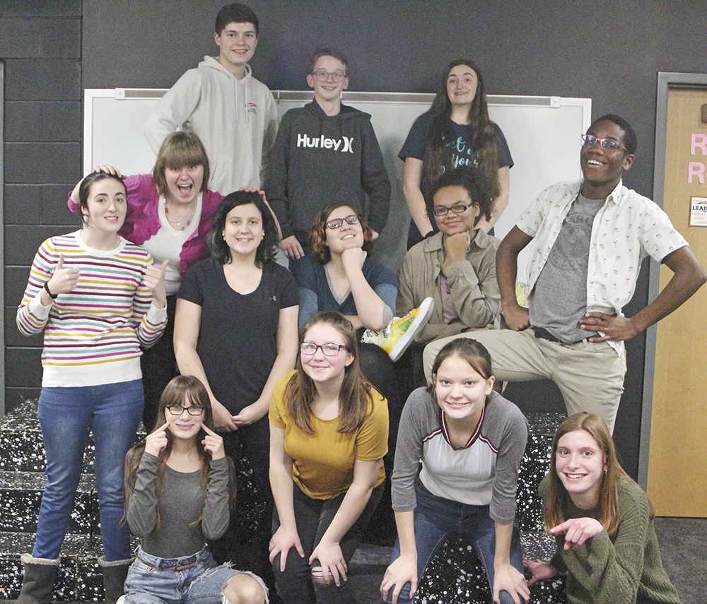CCHS sends pack of speech students to state