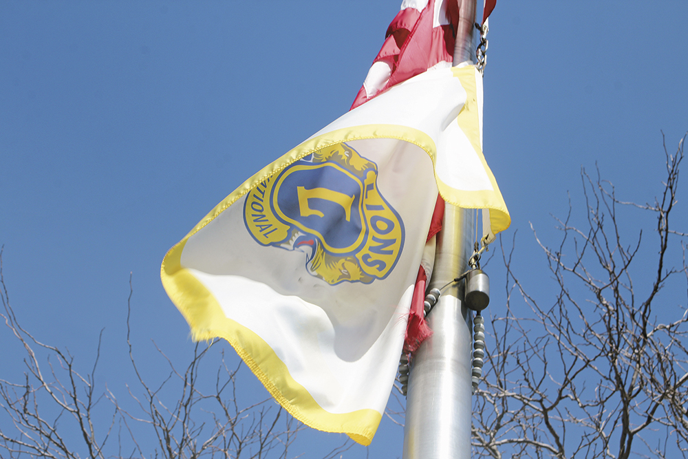 Lions holding contest to create a Charles City flag
