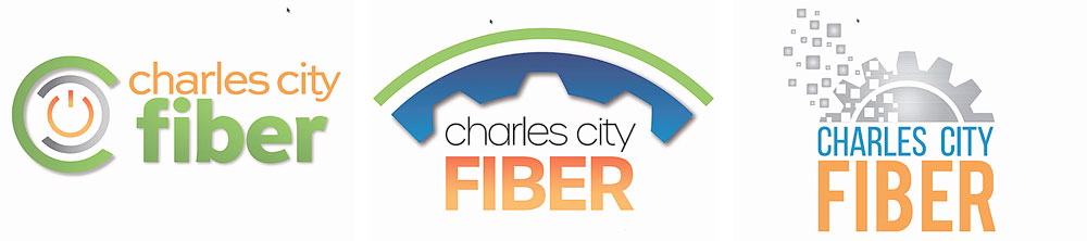 Charles City Fiber board looks at capital costs, logos and pricing as first bid-opening nears