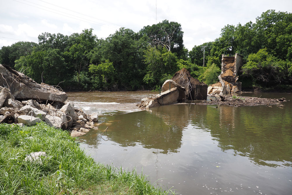 Charles City sets hearing on Charley Western Trail bridge replacement
