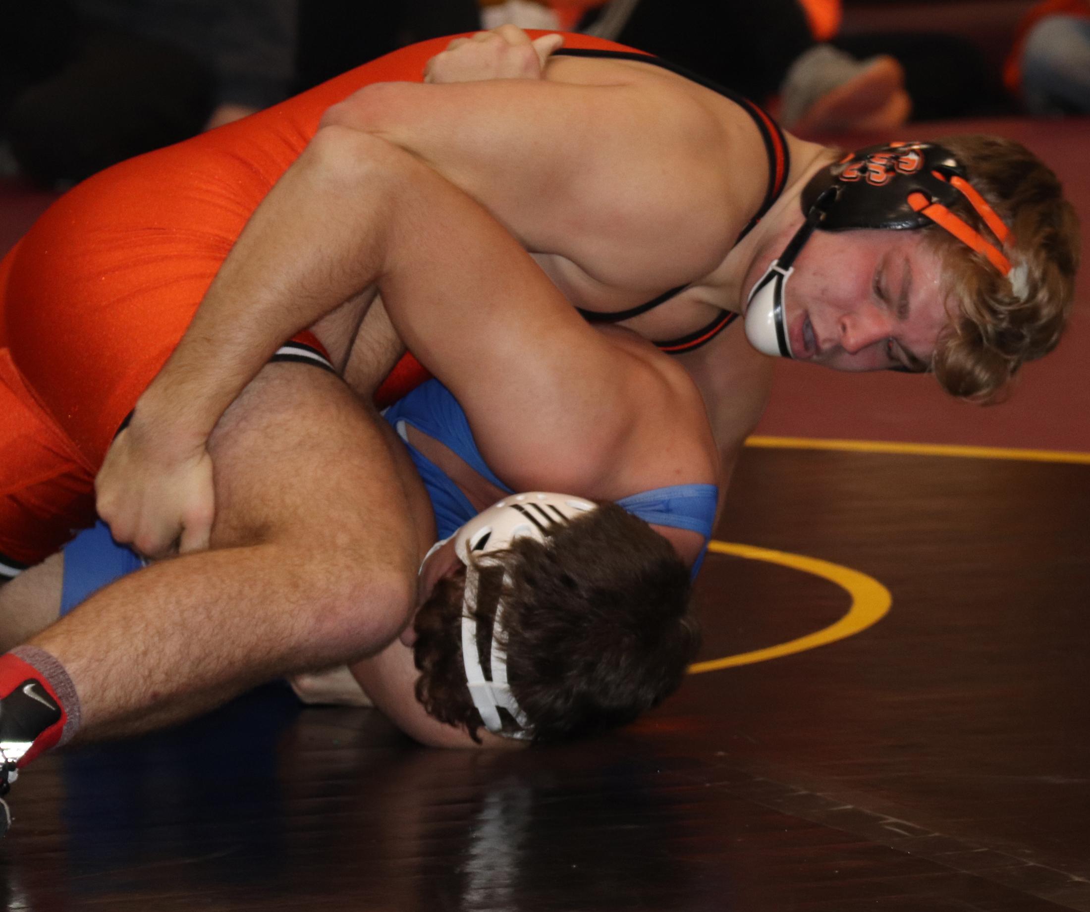 Jack Sindlinger to wrestle for Coe College