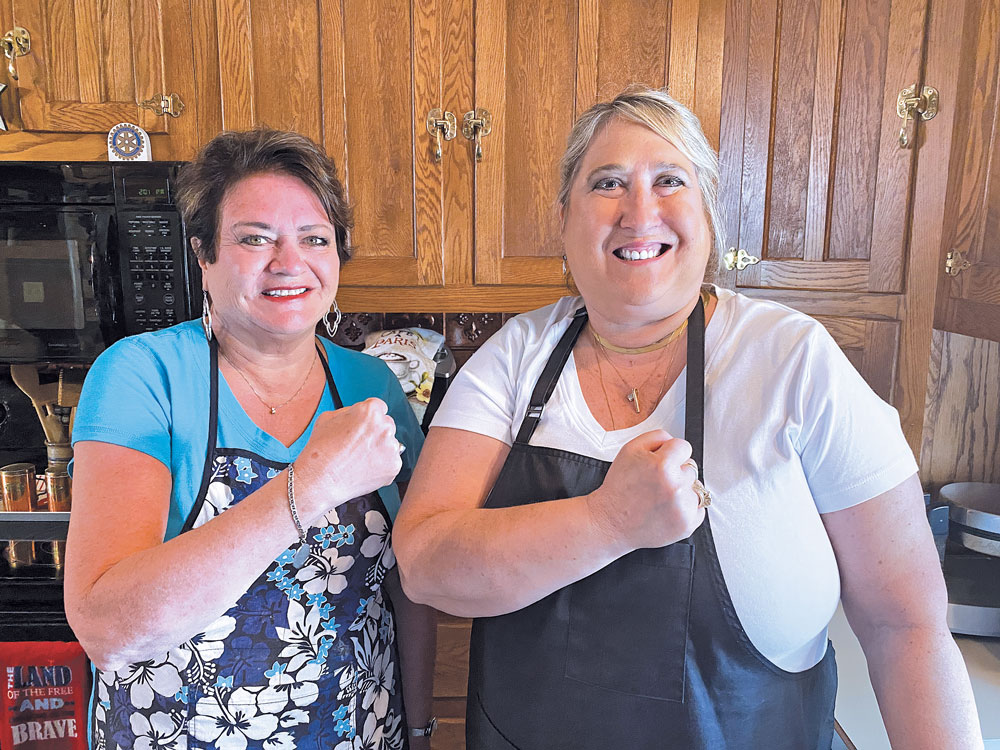 Charles City women start YouTube cooking show for kids