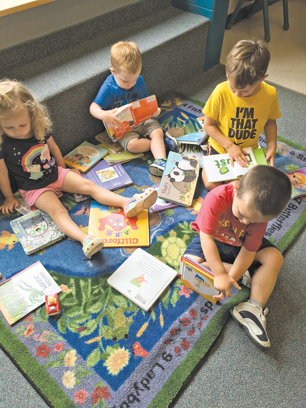 TLC meets challenges of providing child care during COVID crisis