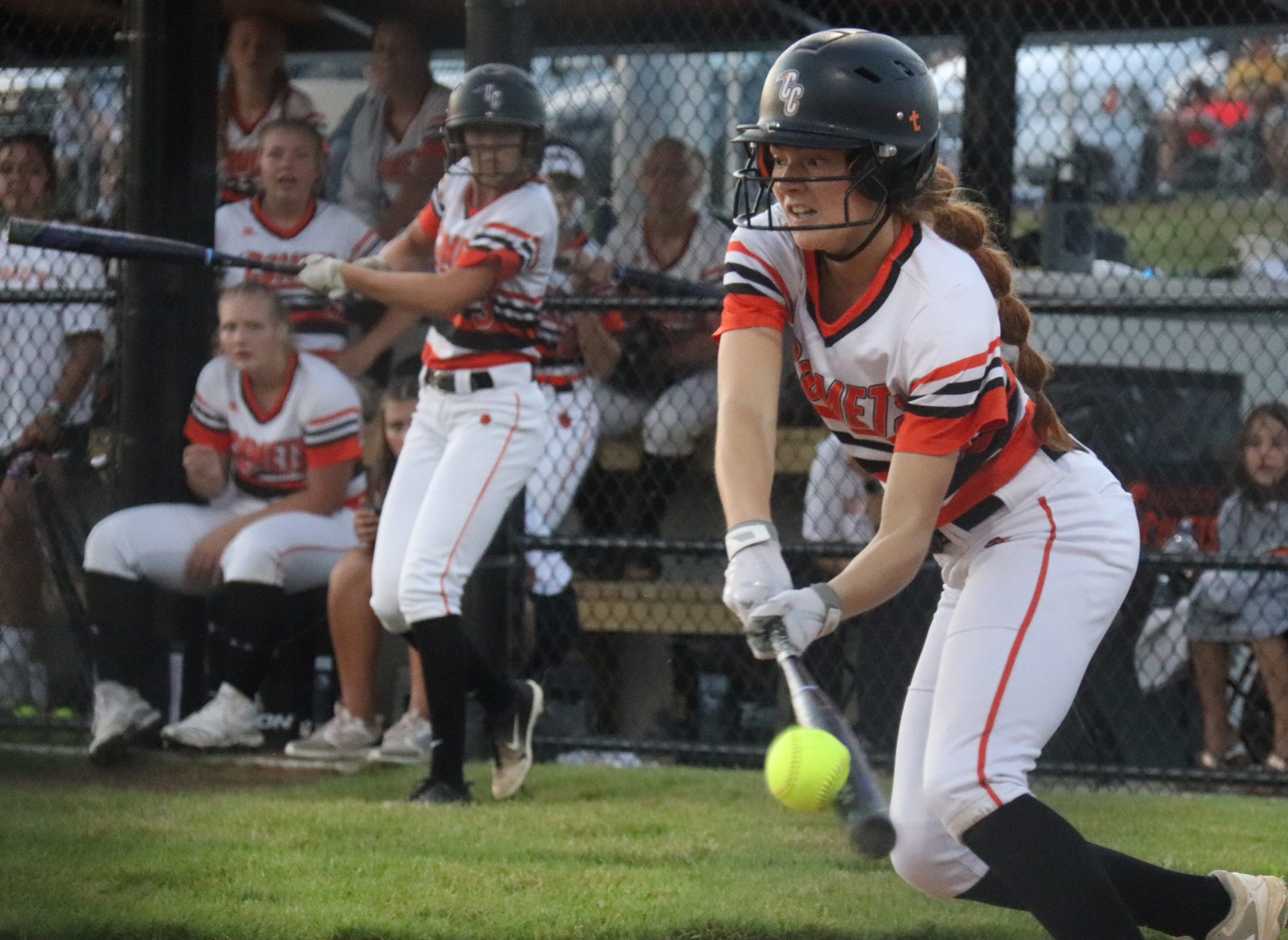 Liz Fiser named to 3rd-straight All State Softball First Team; Ashlyn Hoeft  on Third Team