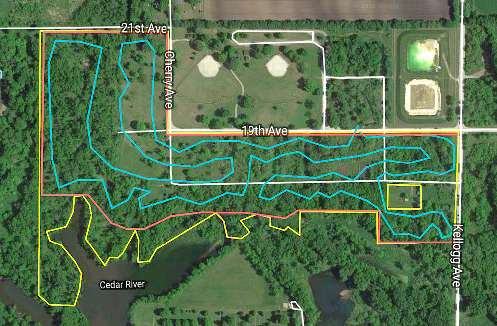 Charles City Parks and Rec Board OKs mountain bike trail in park