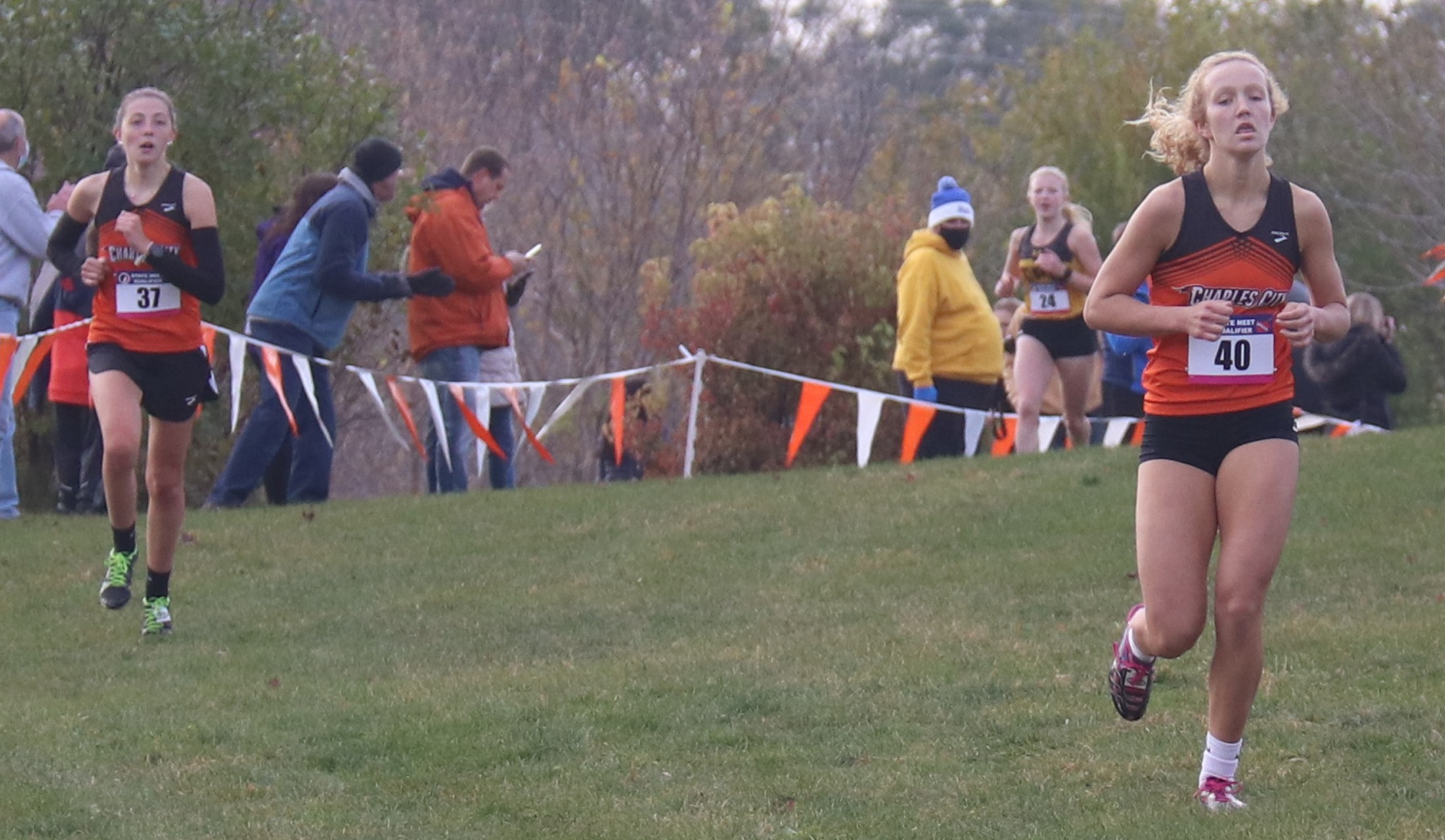 Comets seniors finish XC careers with PRs; coaches excited about future