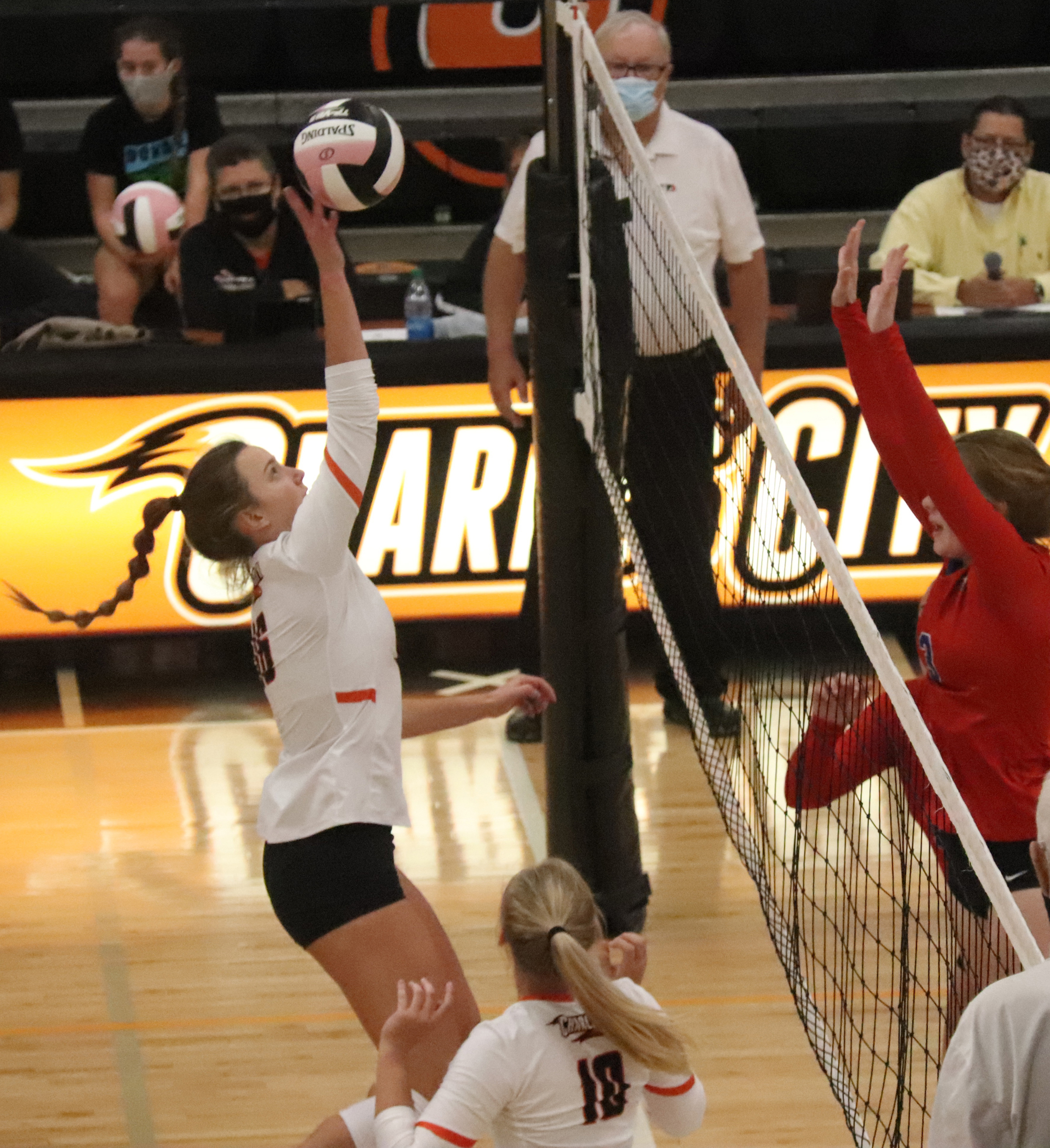 Danielle Stock named to All-Northeast Iowa Conference Volleyball First Team