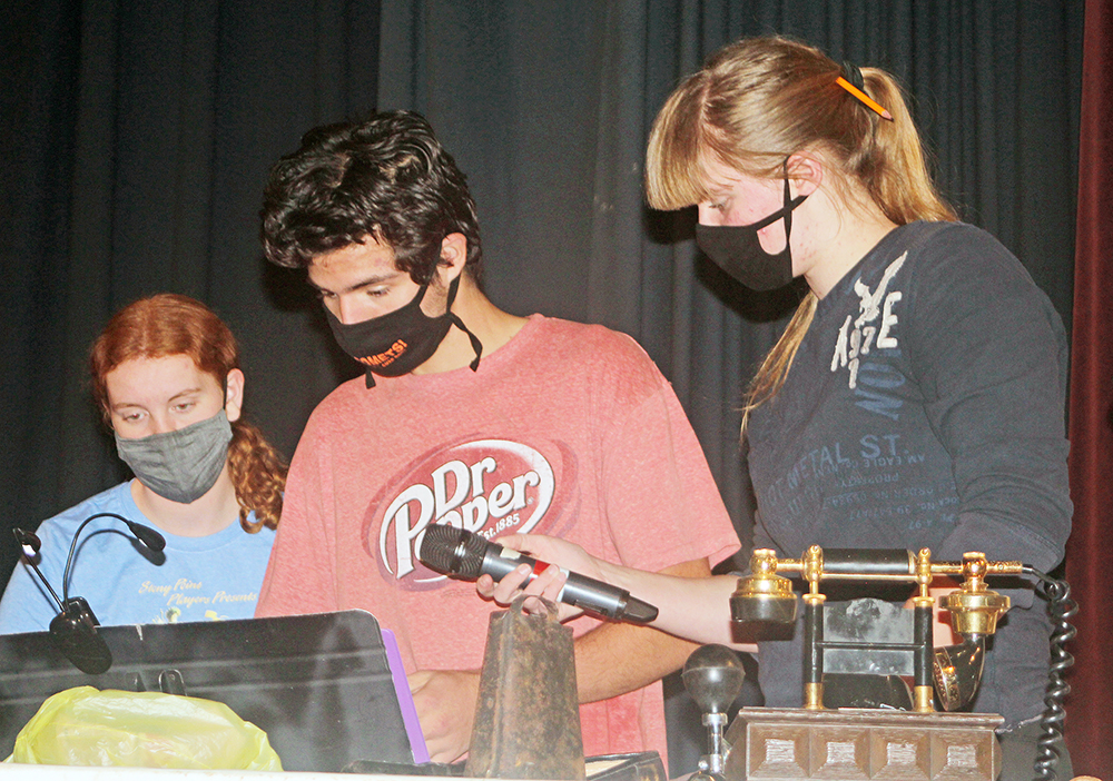 CCHS drama to record fall production for online and radio broadcast