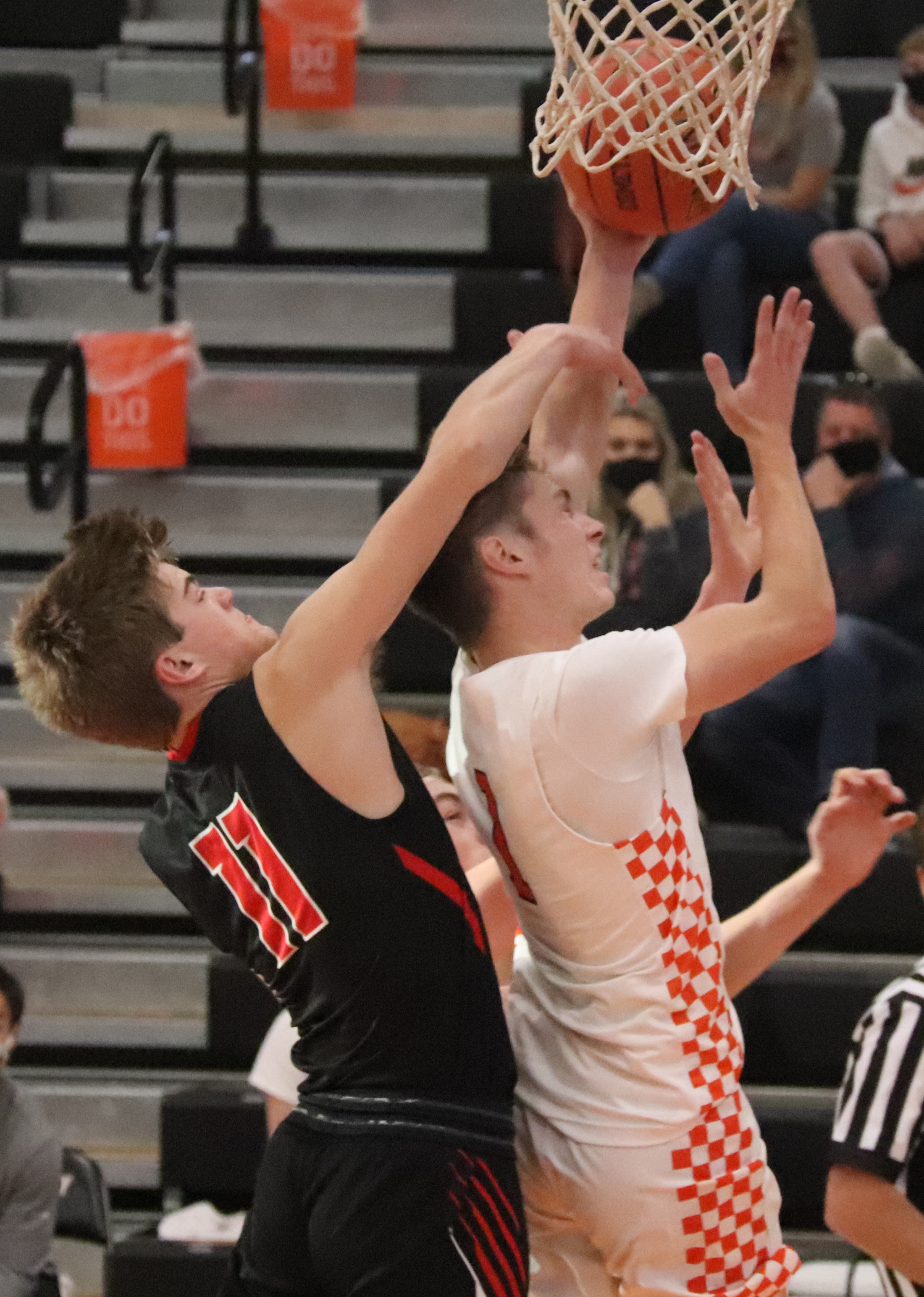 Cadets top Comets in OT, 81-78