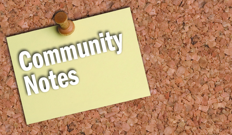 Community Notes: Pittman – Notes from a new council member