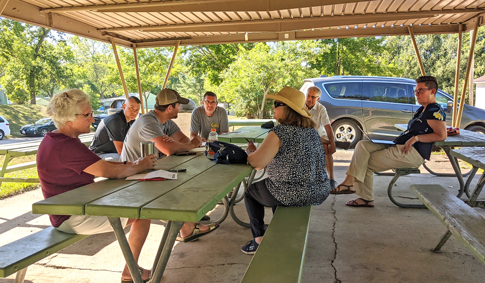 Parks & Rec Board ponders park and trail changes