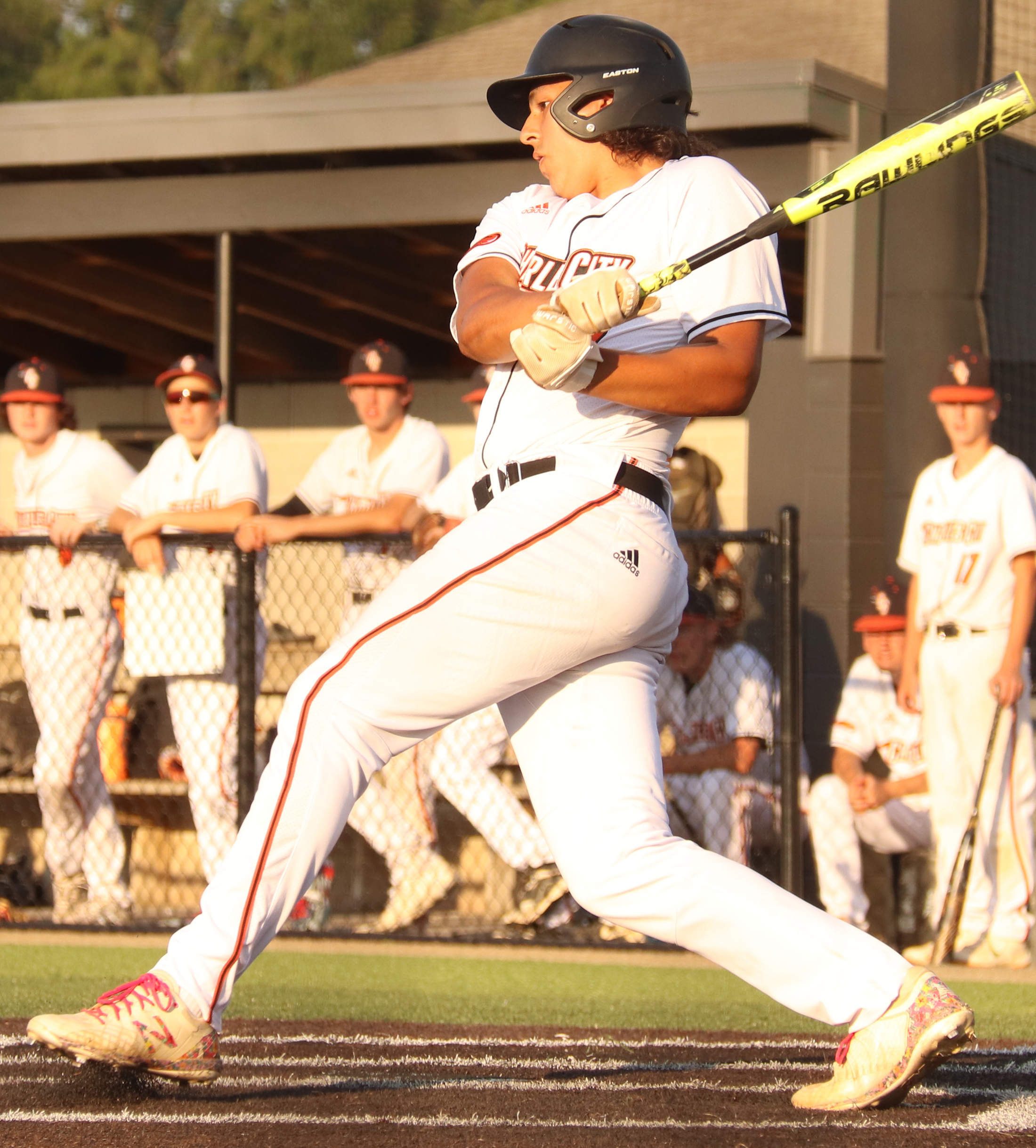 Tino Tamayo named All-NEIC Baseball Honorable Mention