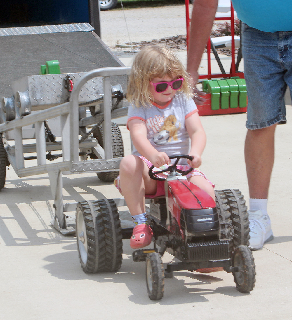 Successful 'comeback year' at the Floyd County Fair