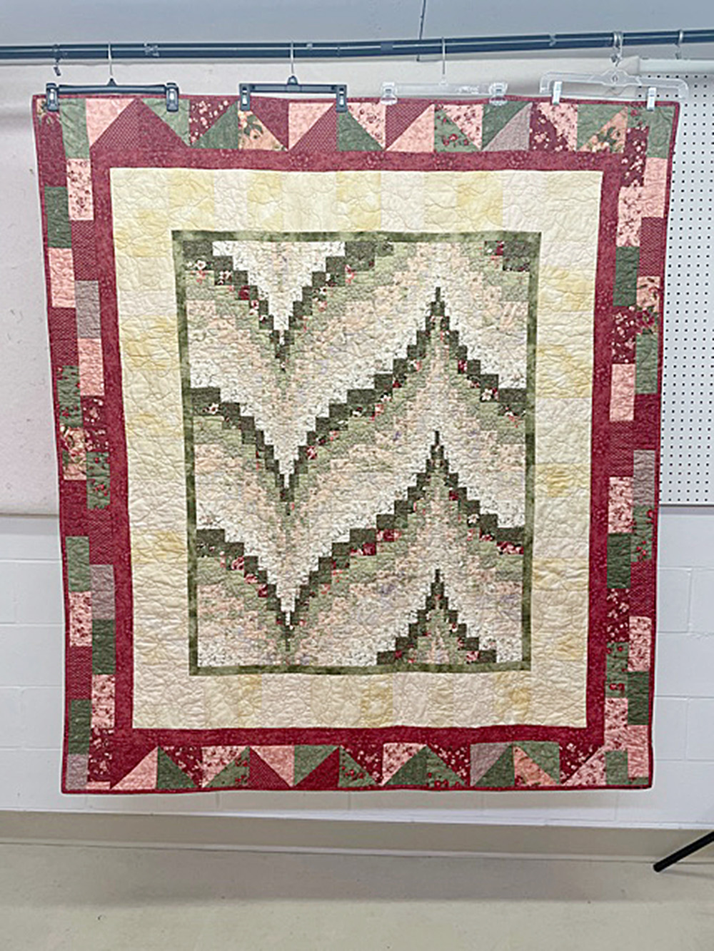 Patchwork Pals to display 'All Things Fiber' at CCAC in October